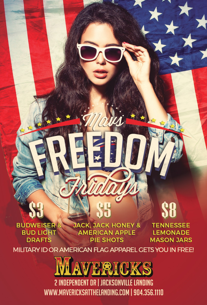 freedom fridays- mavericks