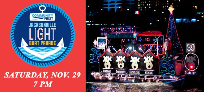 jacksonville landing boat parade