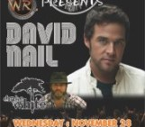 David Nail & Drake White – Nov 28 at Whisky River