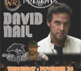 David Nail & Drake White – Nov 28 at Whisky River