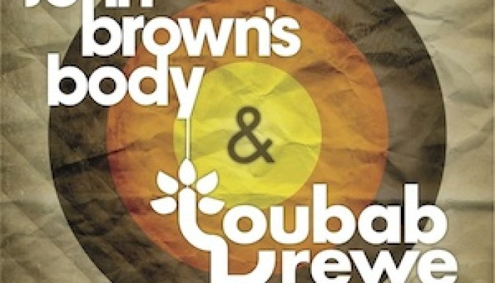 Toubab Krewe & John Brown's Body at Freebird Live in Jacksonville Beach, FL 12/4