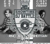 Dubstep Showdown : DJ Rincon vs DJ Shotgun