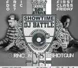 Dubstep Showdown : DJ Rincon vs DJ Shotgun