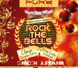 Rock the Bells CHIRSTMAS PARTY @ Pure Nightclub