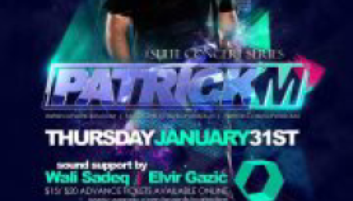Patrick M at Suite Jacksonville LIVE