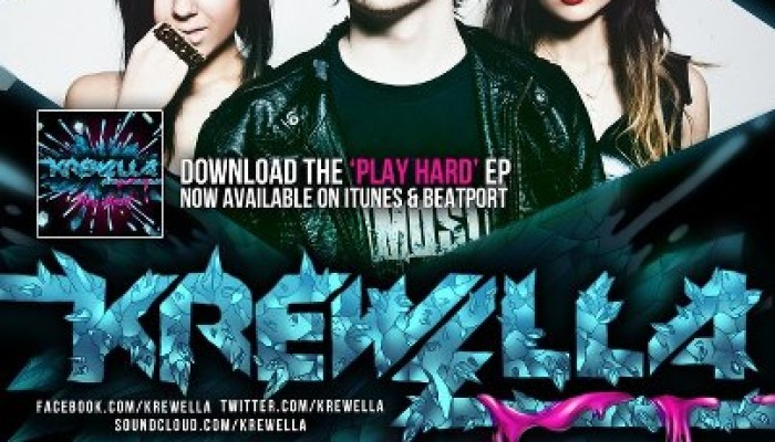 KREWELLA at Pure Nightclub Jacksonville