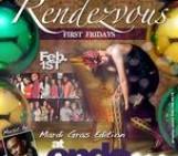 Rendezvous First Fridays: Mardi Gras Edition