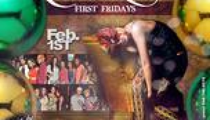 Rendezvous First Fridays: Mardi Gras Edition