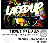 Laced Up Sneaker Trade Show Jacksonville – Sun Jan 13, 2013