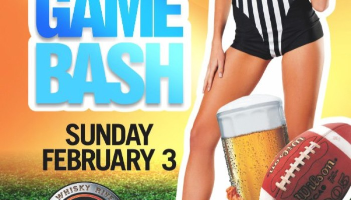 Super Bowl Bash at Whisky River Jacksonville