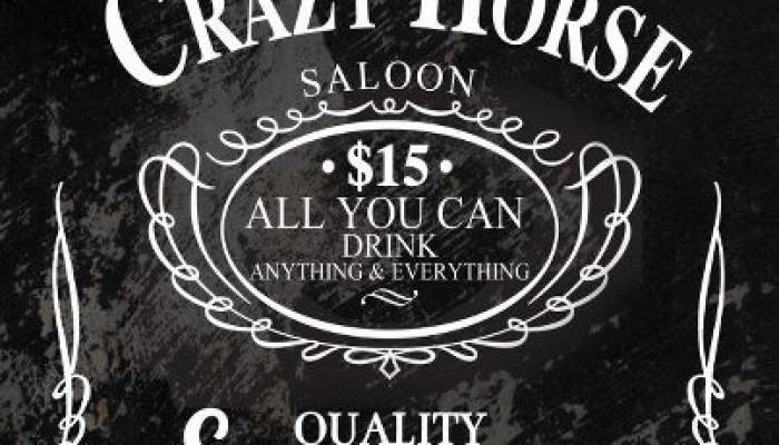 Crazy Horse Saloon of Orange Park AYCD $15