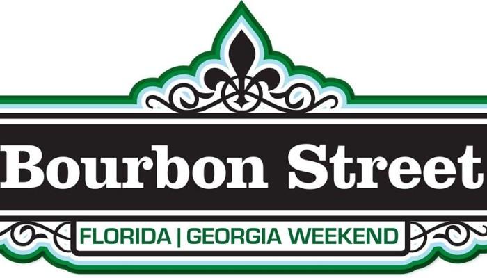 Bourbon Street Florida/Georgia Weekend – Sat Nov 2, 2013