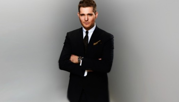 Michael Bublé is coming to Jacksonville on October 29, 2013