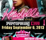 Love & Hip Hop Atlanta – K.Michelle & B.DeVINE- Fri Sep 6, 2013