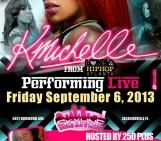 Love & Hip Hop Atlanta – K.Michelle & B.DeVINE- Fri Sep 6, 2013