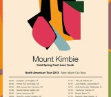 Mount Kimbie w/ Jonwayne, D33J, and Vlad on Oct 12th