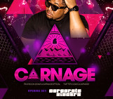 Carnage at Pure Night Club Jacksonville Aug 28, 2013