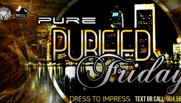 Pure Nightclub Jacksonville Purified Ladies Night