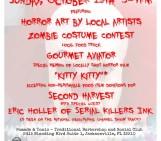 Horrorfest: A Pop Up Art Event – Oct 13th