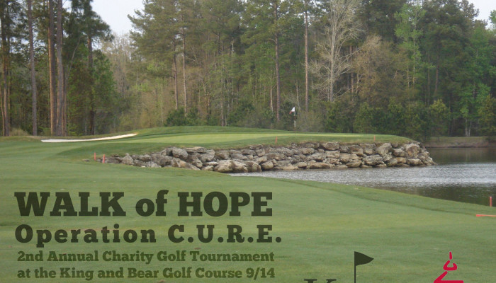 Operation C.U.R.E. Kickoff Seminar w/ 2nd Annual Golf Tournament