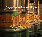Bold City Brewery Oktoberfest Tapping