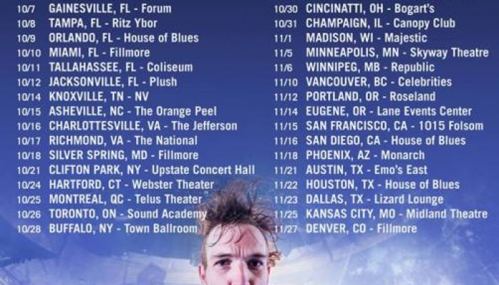 RUSKO ::LIFT ME UP TOUR:: W/ RONI SIZE l  Whisky River Venue Change