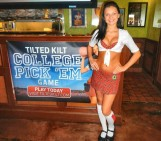 Tilted Kilt NFL Sunday Ticket