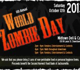 World Zombie Day 2013 Charity Walk