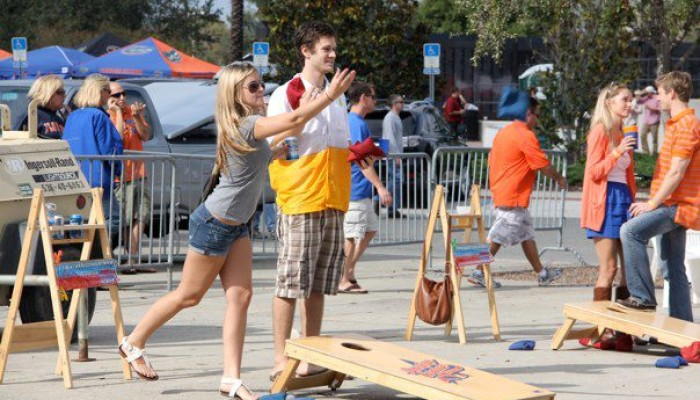 Florida Georgia Weekend Tailgate and Cornhole Tournament