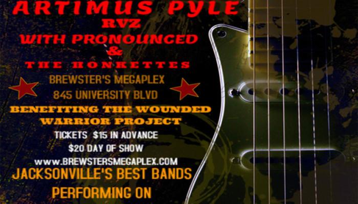 Jacksonville Skynyrd Memorial Jam featuring Artimus Pyle
