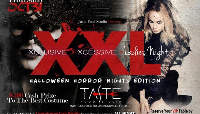 Taste Food Studio XXL Halloween Thursdays