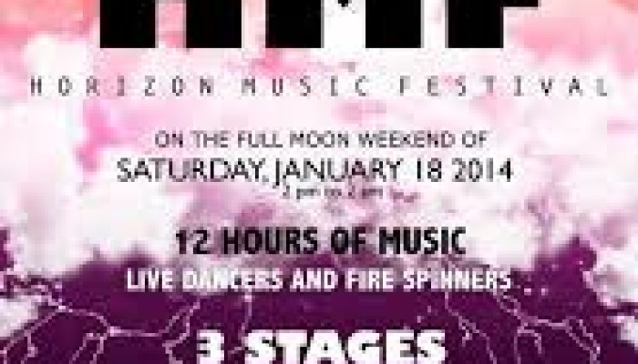 Horizon Music Festival –  Lakeland, Fl Saturday, January 18