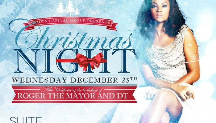 Christmas night at Suite in Jacksonville Town Center