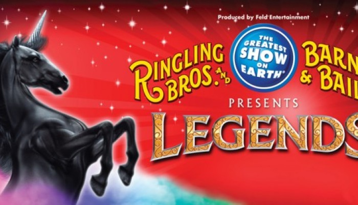 Ringling Bros. and Barnum & Bailey® Jan 16 – 19