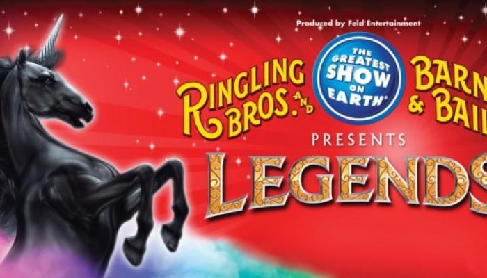 Ringling Bros. and Barnum & Bailey® Jan 16 – 19