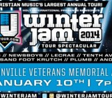 The Winter Jam 2014 Tour Spectacular