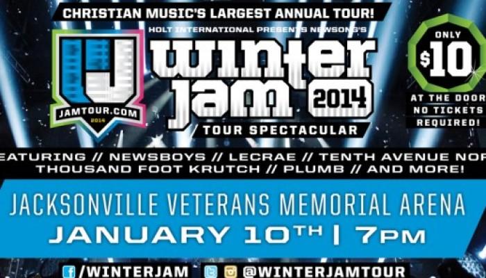 The Winter Jam 2014 Tour Spectacular