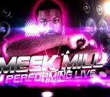 Meek Mill at Pure Night Club Dec 26th