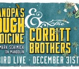 New Years Eve 2014: The Corbitt Brothers Band and Grandpa's Cough Medicine