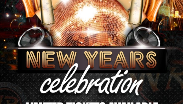 New Years Eve Jacksonville 2014 at Whisky River