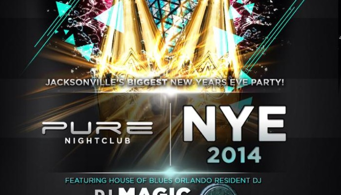 New Years Eve 2014: Pure Resolutions:: Official New Years Eve Soirée