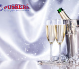 New Years Eve 2014: Pusser's Bar and Grille