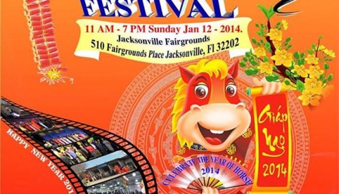 TET Festival – Jacksonville Sun Jan 12
