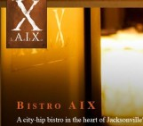 Bistro Aix Jacksonville – The Le Bar Love fest!!