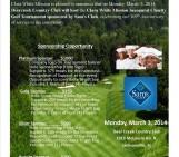 Clara White MissionGolf Tournament Mar 3, 2014