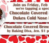 Valentine's Day 2014 at Bold City Brewery