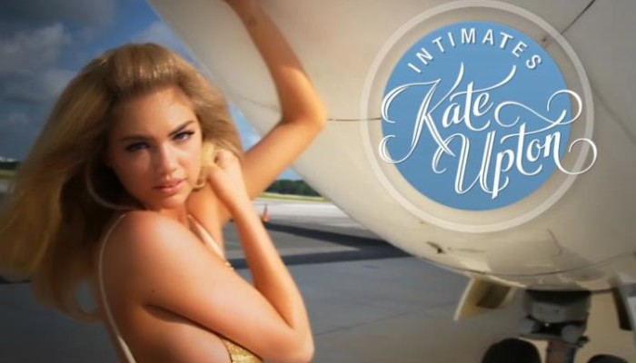 Kate Upton goes ZeroG