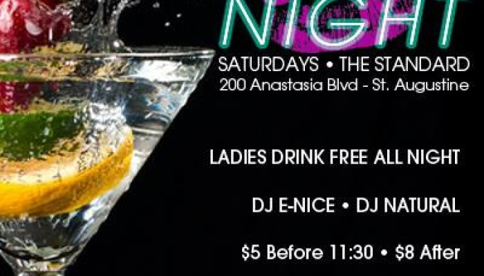 ST. AUGUSTINE'S LADIES NIGHT @ THE STANDARD
