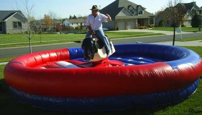 Jacksonville Mechanical Bull Riding Rentals