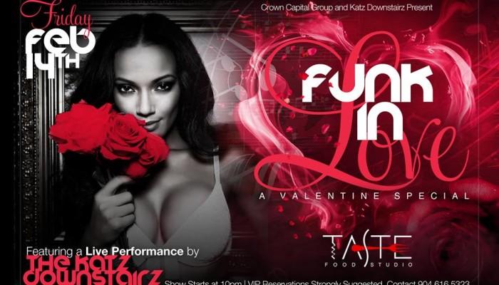 Valentines's Day 2014 at Taste Food Studio Tinseltown